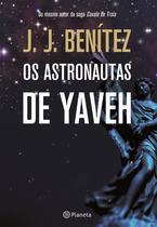 Livro - Os astronautas de Yaveh -