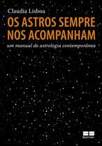 Livro - Os astros sempre nos acompanham -
