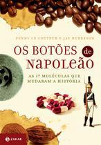 Livro - Os botões de Napoleão -
