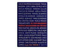 Livro - Os cem melhores poemas brasileiros do século -