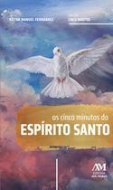 Livro - Os cinco minutos do Espírito Santo -