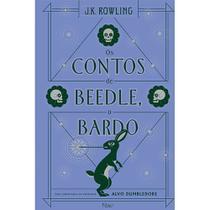 Livro - Os contos de Beedle, o bardo -