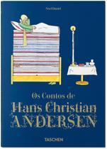 Livro - Os contos de Hans Christian Andersen -