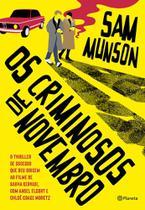 Livro - Os criminosos de novembro -