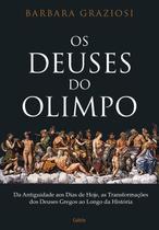 Livro - Os Deuses do Olimpo -