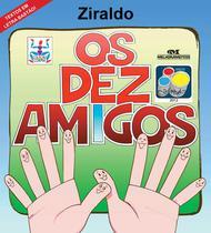 Livro - Os Dez Amigos -