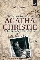 Livro - Os diários secretos de Agatha Christie -