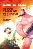 Livro - Os doze trabalhos de Hércules – vol. 1 -