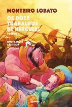 Livro - Os doze trabalhos de Hércules – vol. 2 -