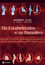Livro - Os estabelecidos e os outsiders -