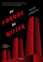 Livro - Os fornos de Hitler -