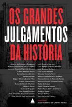 Livro - Os grandes julgamentos da História -