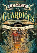 Livro - Os guardiões – A caixa mágica e a libélula -