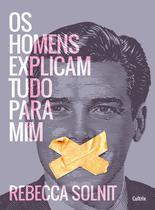 Livro - Os homens explicam tudo para mim -