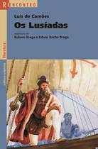 Livro - Os Lusíadas -