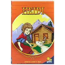 Livro - Os mais famosos contos juvenis: Heidi -