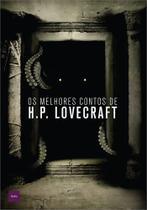 Livro - Os Melhores Contos de H.P. Lovecraft -