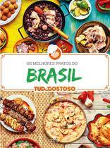 Livro - Os melhores pratos do Brasil -