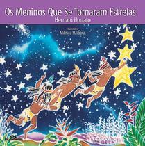 Livro - Os Meninos Que Se Tornaram Estrelas -