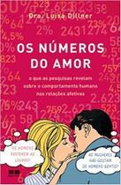 Livro - Os números do amor -