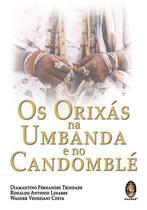 Livro - Os orixás na umbanda e no candomblé -