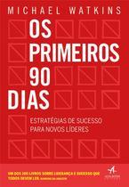 Livro - Os primeiros 90 dias -