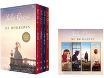 Livro Os Rokesbys: A Origem dos Bridgertons - Julia Quinn com Brinde Pré-venda