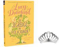 Livro Os Segredos da Felicidade Trilogia Damas - Rebeldes Lucy Diamond com Brinde
