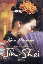 Livro - Os segredos da Jin-Shei -