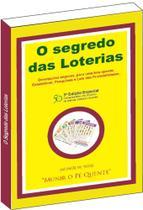 Livro Os Segredos das Loterias de Munir O Pé Quente - Livropostal