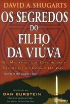 Livro - Os segredos do filho da viúva -