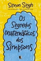 Livro - Os segredos matemáticos dos Simpsons -