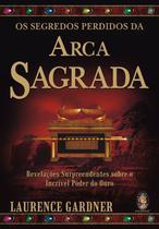 Livro - Os segredos perdidos da arca sagrada -