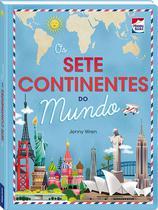 Livro - Os sete continentes do mundo -