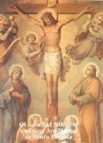 Livro os sete pai nossos e sete ave marias de santa brígida - Divina Misericordia