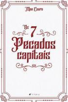 Livro - Os sete pecados capitais - Viseu -