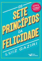 Livro - Os sete princípios da felicidade - Pocket -