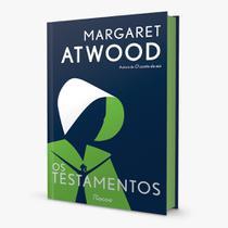 Livro - OS TESTAMENTOS edição capa dura – com brindes (card + marcador) -