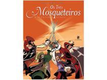 Livro Os Três Mosqueteiros - Alexandre Dumas - Moderna