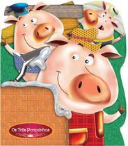 Livro - Os três porquinhos -