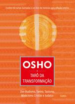 Livro - Osho Tarô da Transformação -