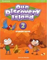 Livro - Our Discovery Island Level 2 - Student Book + Workbook + Multi-Rom + Online World -