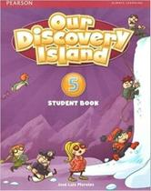 Livro - Our Discovery Island Level 5 - Student Book + Workbook + Multi-Rom + Online World -