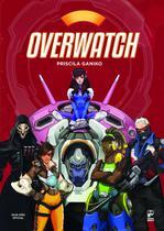 Livro - Overwatch -