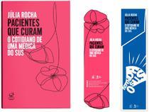 Livro Pacientes que Curam Julia Rocha - com Brinde