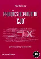 Livro - Padrões de Projeto EJB - Padrões Avançados, Processos e Idiomas