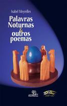Livro - Palavras noturnas e outros poemas -