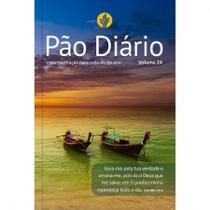 Livro - Pão Diário vol. 24 - Paisagem -