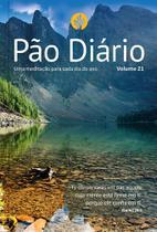 Livro - Pão Diário, volume 21 (capa Paisagem) -
