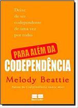 Livro - Para além da codependência -